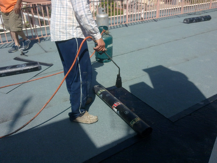 ROOF ISOLATION HEAT