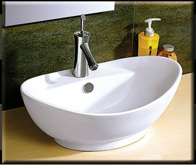 Above Counter Basin D849